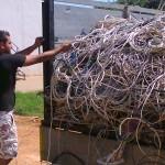 Ανακύκλωση καλώδια χαλκού Φλώρος σκραπ τιμές