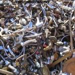 Μπρούτζος σκραπ ορείχαλκος τιμές 2019