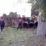 Ανακύκλωση σκραπ σιδήρου μετάλλων Αλεξάνδρεια Βέροια Γιαννιτσά Νάουσα Έδεσσα Χαλκηδόνα