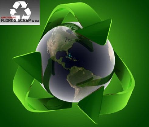 Ανακύκλωση Σκραπ Μετάλλων Αλουμινίου Χαλκός Καλώδια Ορείχαλκος Μοτέρ