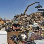Ανακύκλωση μετάλλων σκραπ τιμές 2014