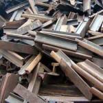 Σίδερα σκραπ σιδήρου τιμές 2019